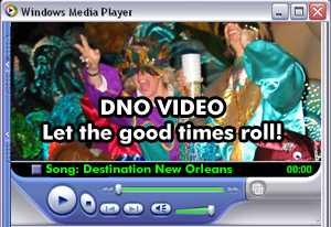 DNO Video - Let the good times roll!